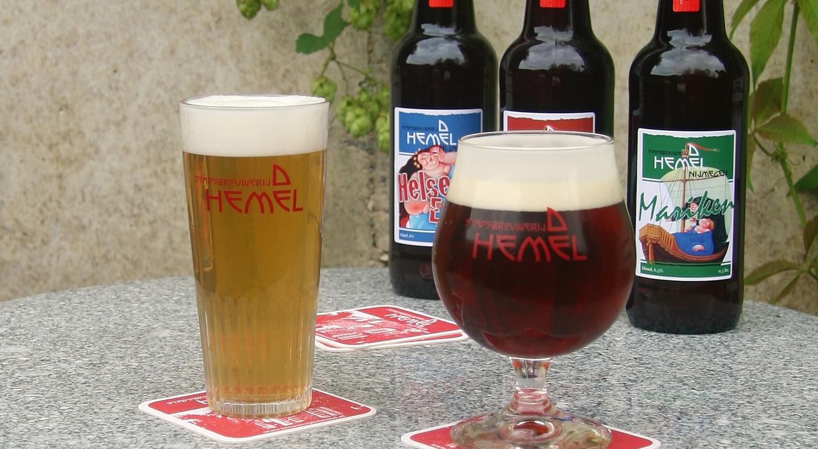 Home Brouwerij De Hemel Nijmegen